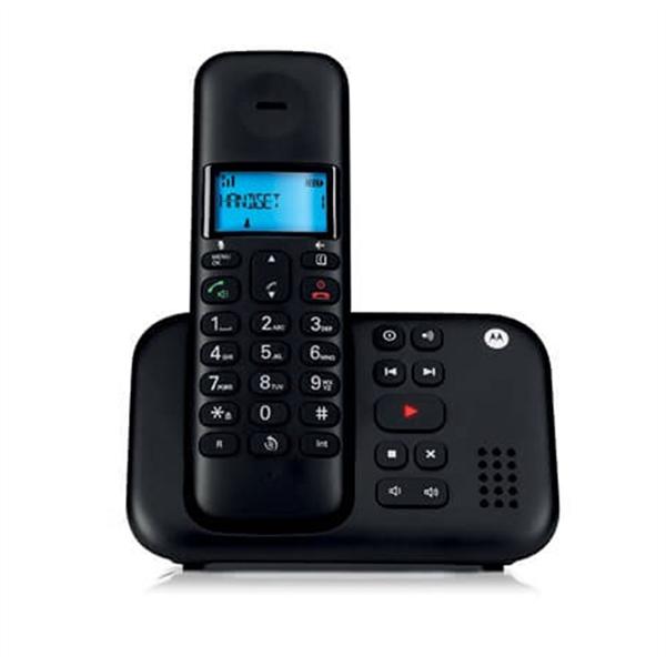 Motorola T311 Ασύρματο Τηλέφωνο με Τηλεφωνητή