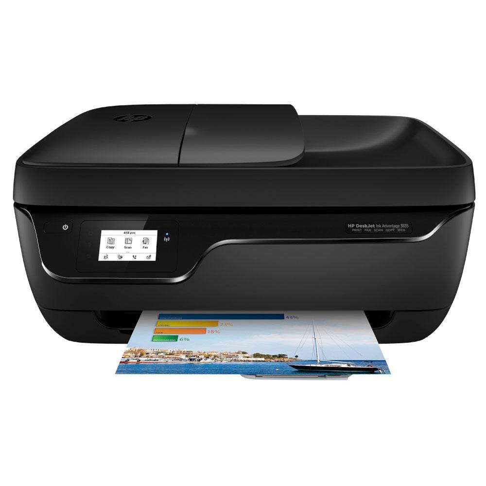 HP 3835 Deskjet Ink Advantage Πολυμηχάνημα (F5R96C)