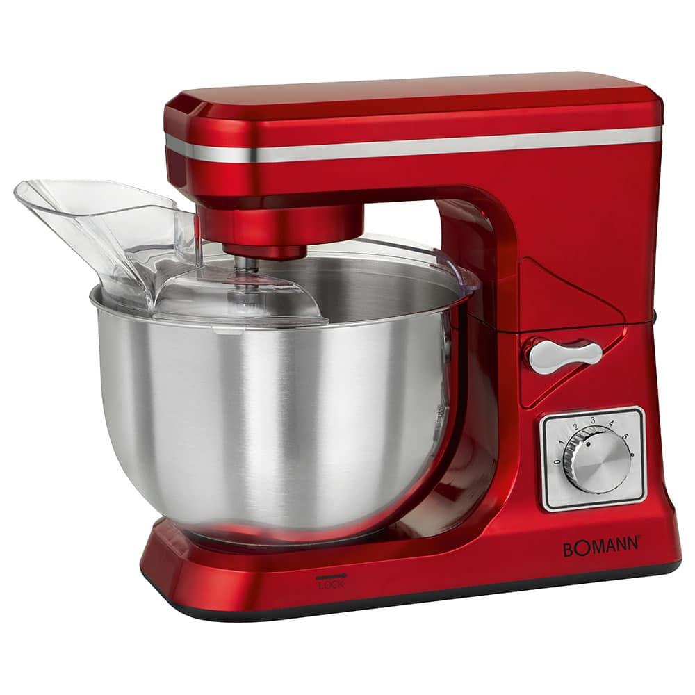 Bomann KM 1393 CB Red Κουζινομηχανή 1000W