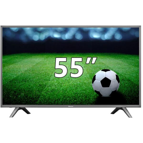 "Hisense H55N5700 UHD 4K DLED Τηλεόραση 55"""