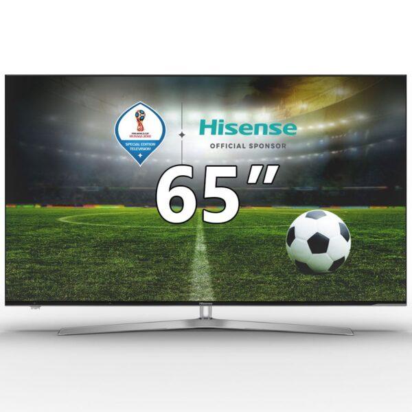 """Hisense H65U7A Premium ULED Euro Cup UHD TV 65"""""""