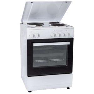 Eskimo ES 3010 W Ηλεκτρική Κουζίνα Εμαγιέ