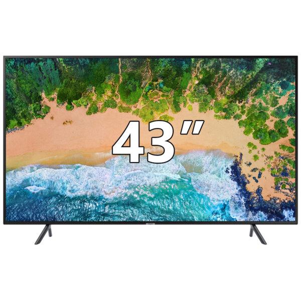 "Samsung UE43NU7122KXXH UHD TV Smart 4K TV 43"""