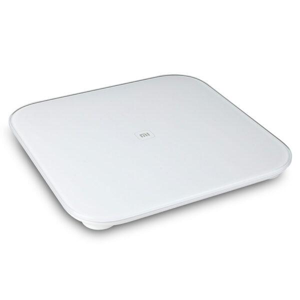 Xiaomi Mi Smart Scale Ηλεκτρονική Ζυγαριά, με ακρίβεια 100g, εύρος ζύγισης 5kg-150kg, παρακολούθηση βάρους + ΔΜΣ με την εφαρμογή Mi Fit και οθόνη γραφικών LED.