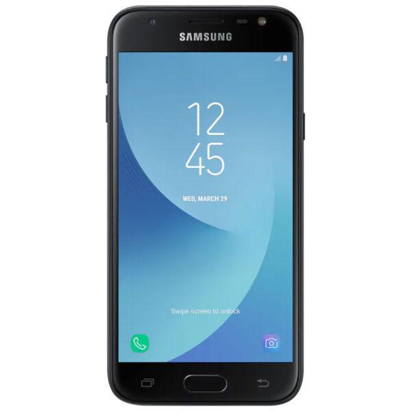 "Samsung Galaxy J3 (2017) Smartphone 5.0"" Black"