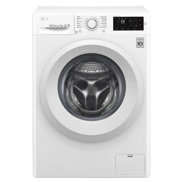 LG F4J5QN3W Πλυντήριο Ρούχων 7kg