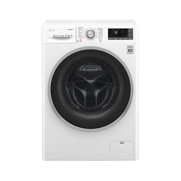 LG F4J7TY1W Πλυντήριο Ρούχων Ατμού 8kg