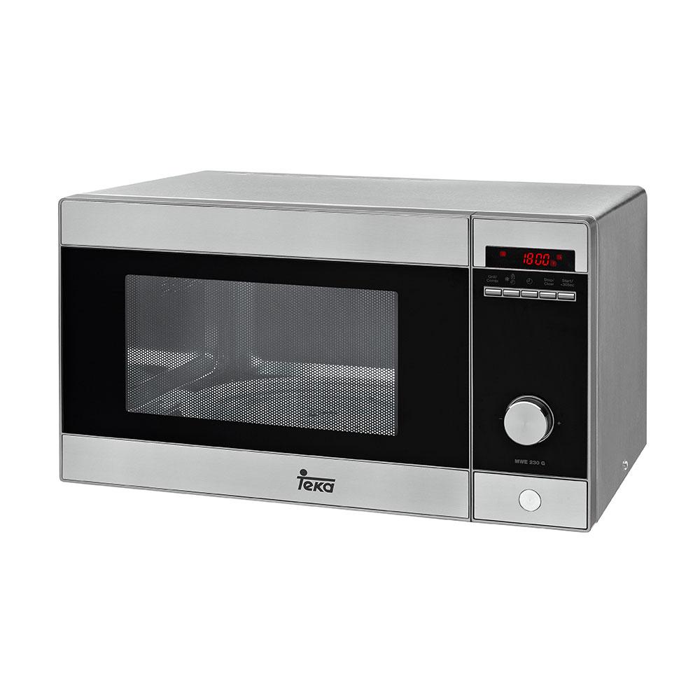 Teka MWE 230 G Φούρνος Μικροκυμάτων Inox