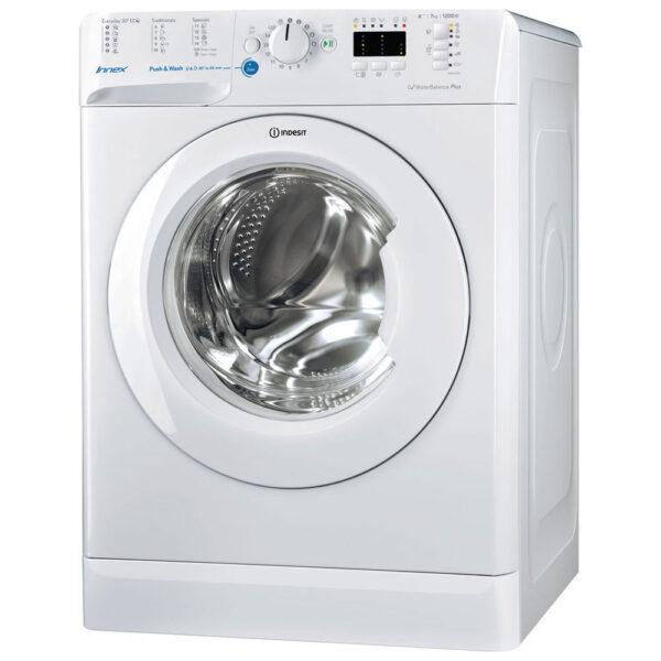 Indesit BWSA 71253 W EU Πλυντήριο 7kg