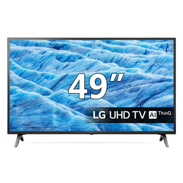 "LG 49UM7100PLB Ultra HD Smart TV 49"""