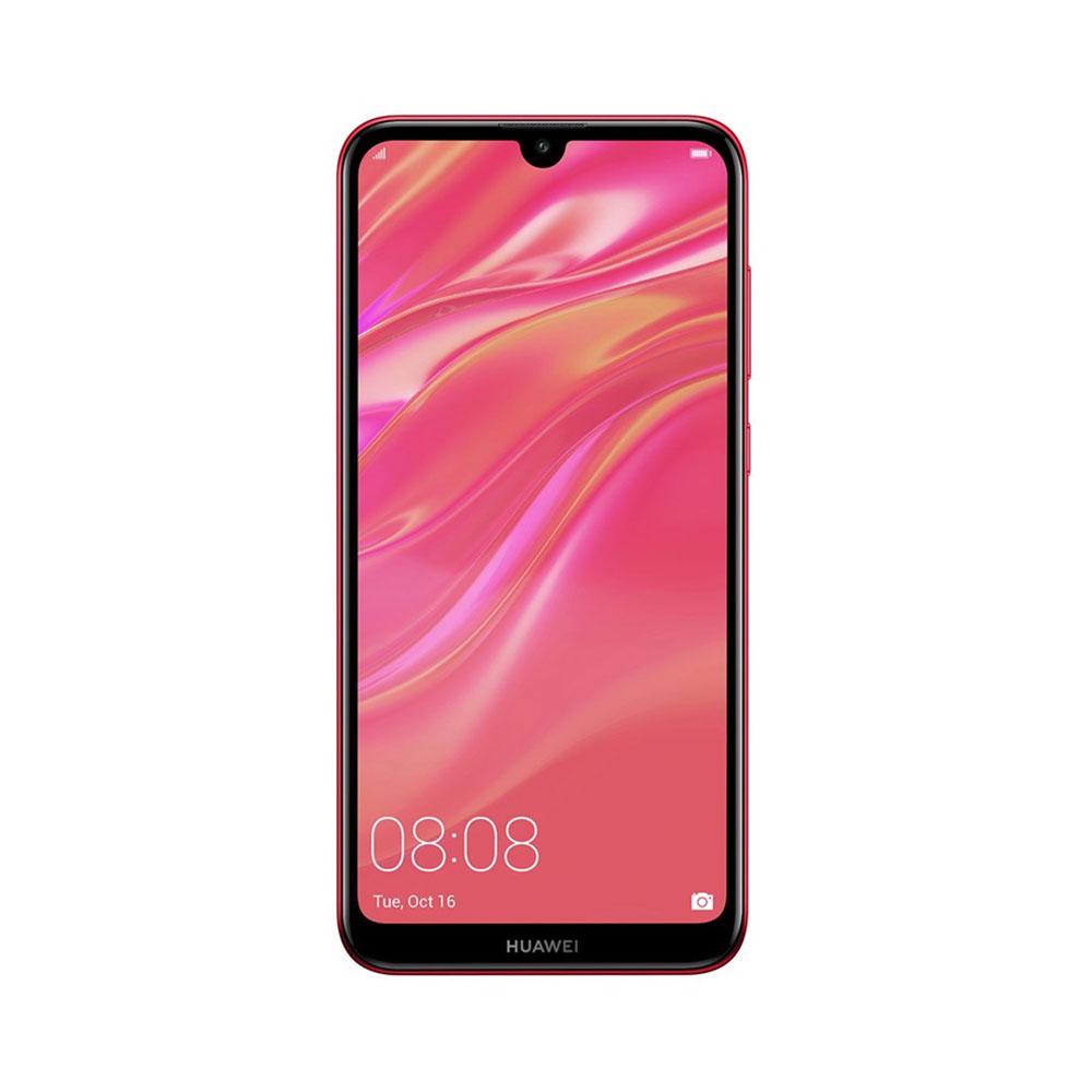 Huawei Y7 2019 Smartphone Coral Red