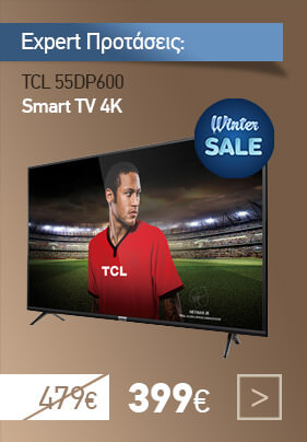 TCL 55DP600 Τηλεόραση